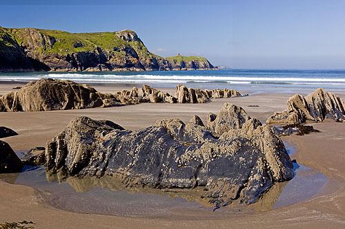 Traeth Llyfn Beach