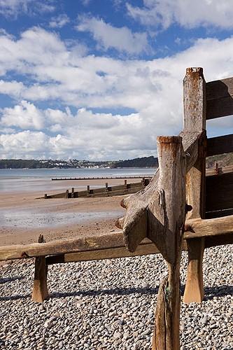 Wooden Groynes