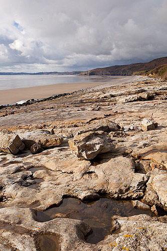 Limestone platforms