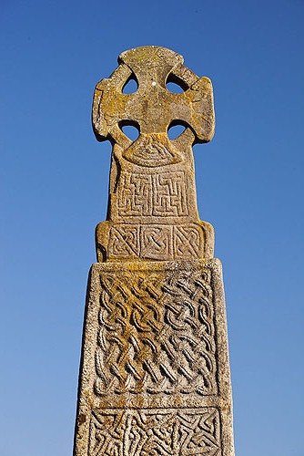 The Carew Celtic Cross