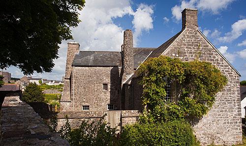 Monkton Old Hall