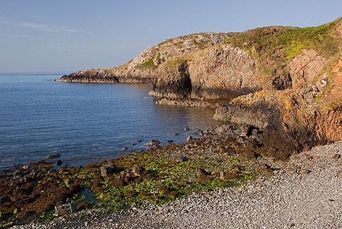 Porthsychan Bay