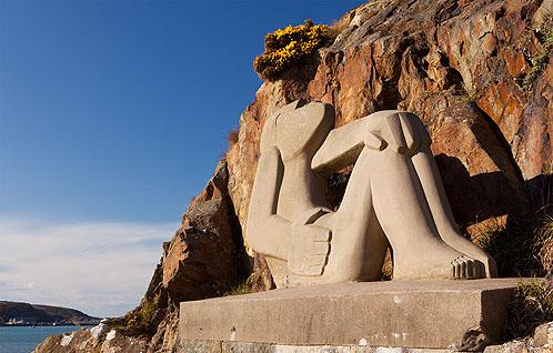 John Cleal Sculpture - Lower Town
