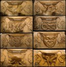 St David's Cathedral - Misericords - 1