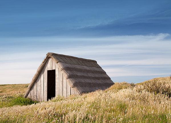 Seaweed Hut