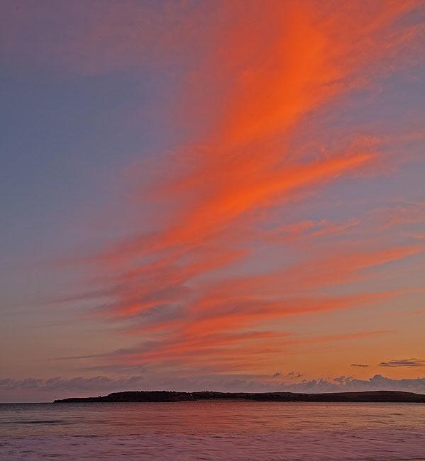 Caldey Sunset