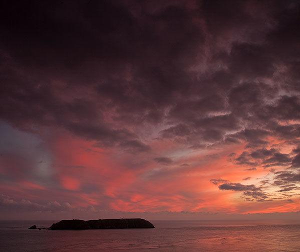 St Margaret's Island Sunset