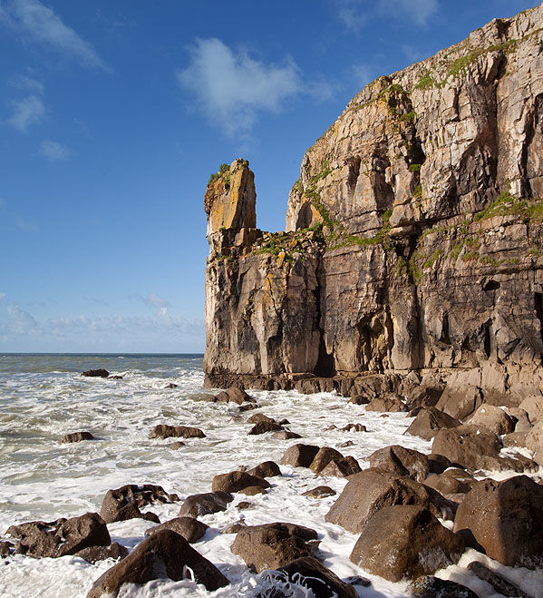 St Govan's Cove