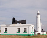 Nash Lighthouse - Foghorn