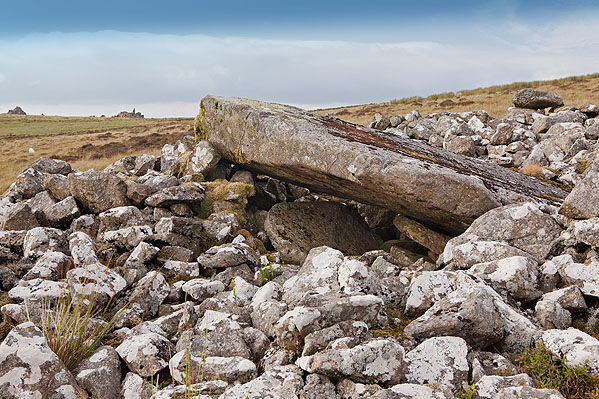 Carn Menyn , Cairn - Chambered Tomb
