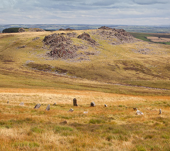 Beddarthur - (Arthur's Grave)