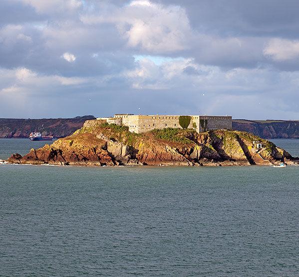 Thorn Island Fort