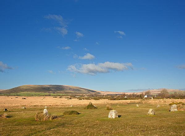 """Gors Fawr"" - Stone Circle"