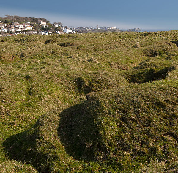 Penally - First World War Trenches