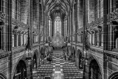Lady Chapel - Liverpool Cathedral