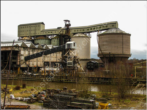Commended: Derelict Works ~ Northwich
