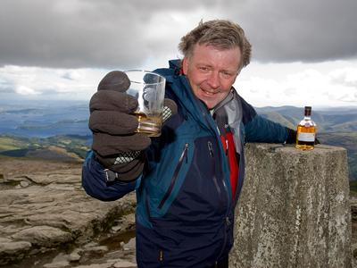 At a Munro Summit