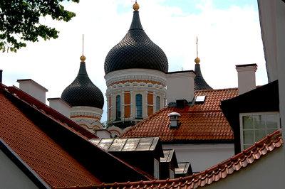 Rooftops of Tallinn