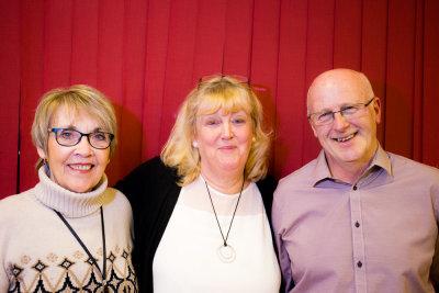 Janice Barton & Winners