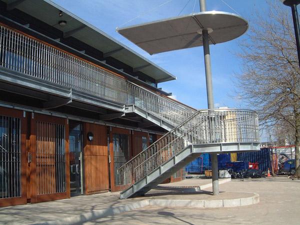 Pavilion Building, Harbourside, Bristol