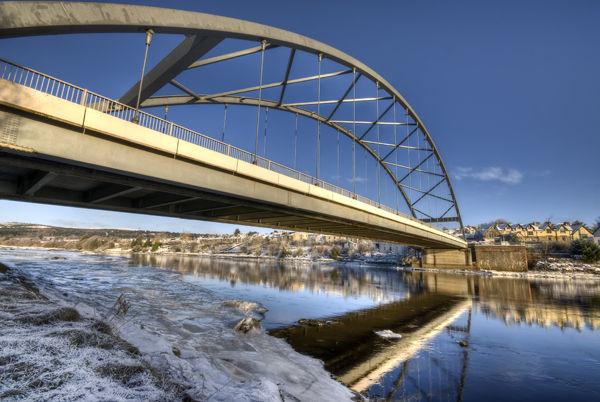 Bonar Bridge, Sutherland, Scottish Highlands