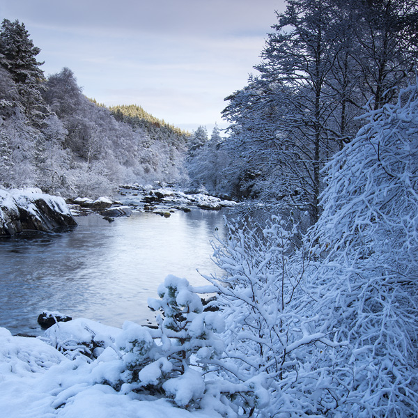 River Affric near Dog Falls
