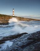 Dawn Portmahomack lighthouse