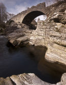 Thomas Telford's bridge at Invermoriston 2