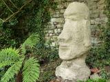 Easter Island .Concrete.140cmx60cm
