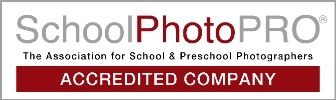 Accredited by School Photo Pro - the association for independent School and Nursery photographers