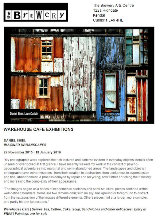 Exhibition: 'Imagined Urbanscapes'