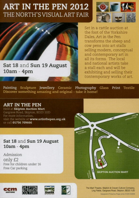 Art in the Pen 2012