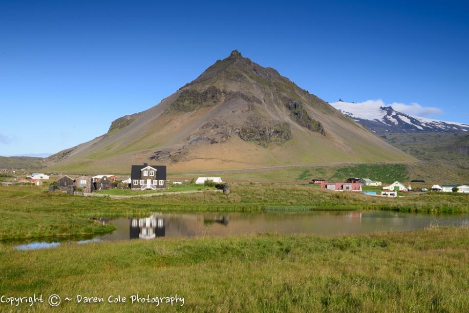 Iceland - Arnarstapi , Snaefellsness Peninsula