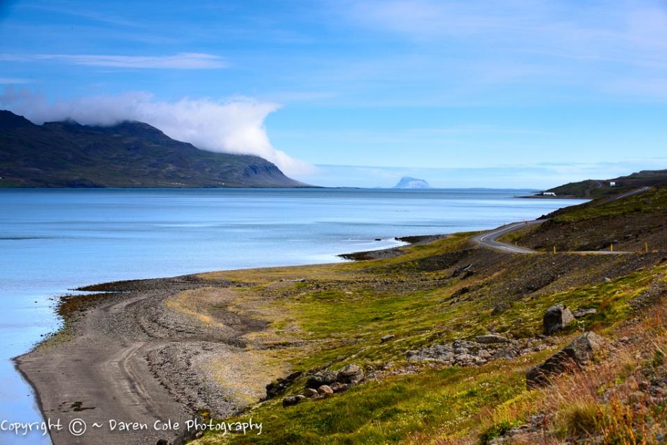 Icelandic Fjord - Eastern Iceland