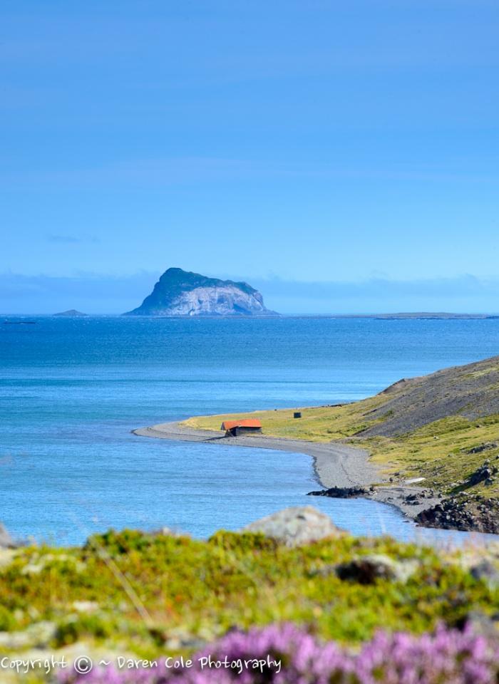 Eastern Iceland Fjord