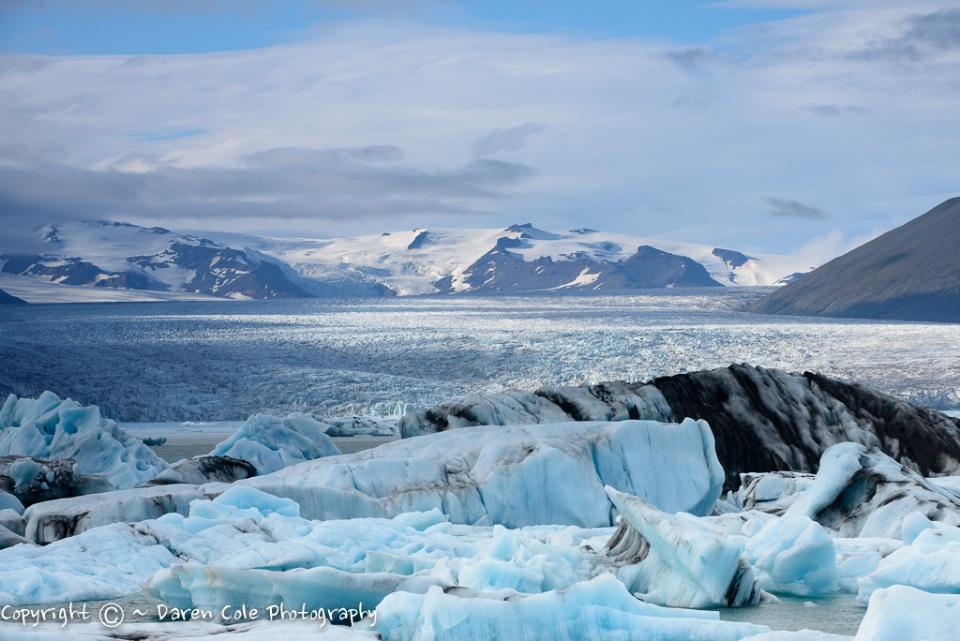 Epic Glacial Lagoon