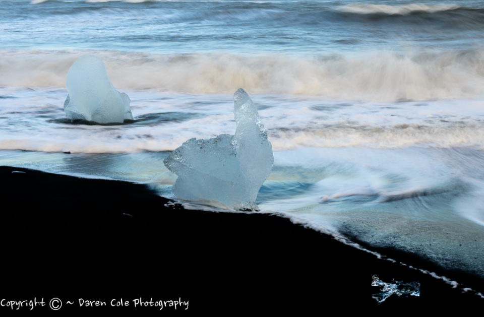 Ice and Waves