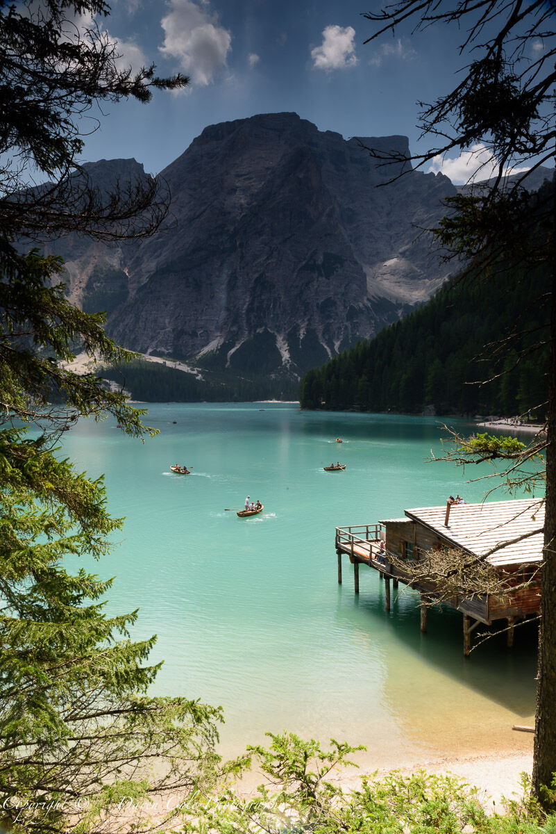 Braies Lake Italy - DSC 1082