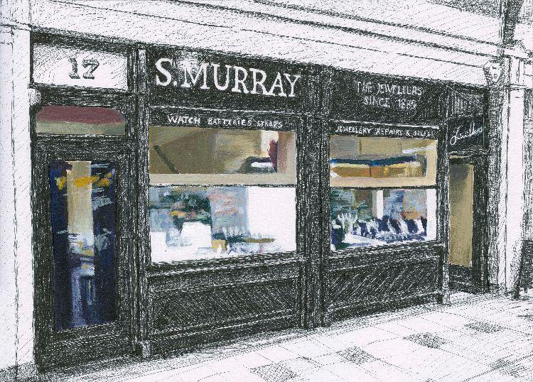S Murray