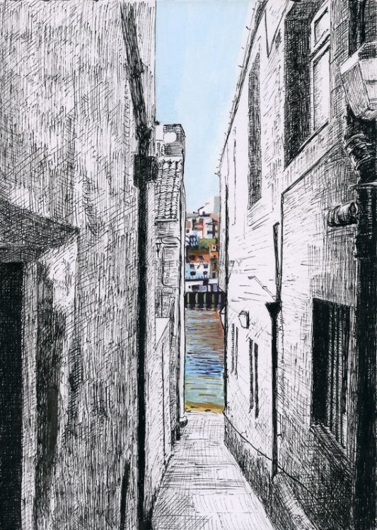 Whitby Alley II