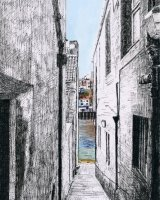 Whitby Alley II