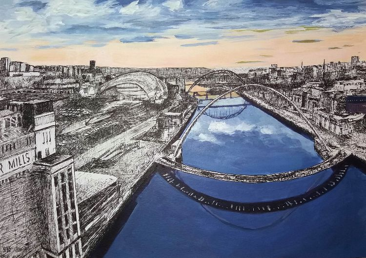 River Tyne commission