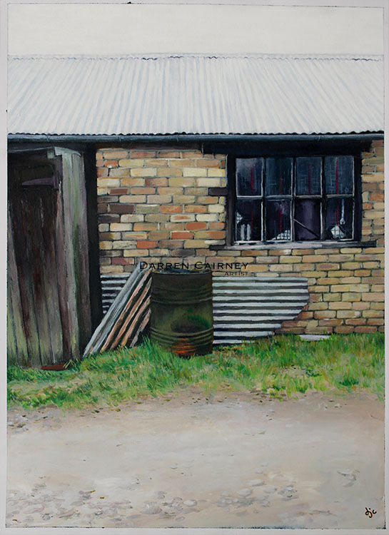 untitled (shed)