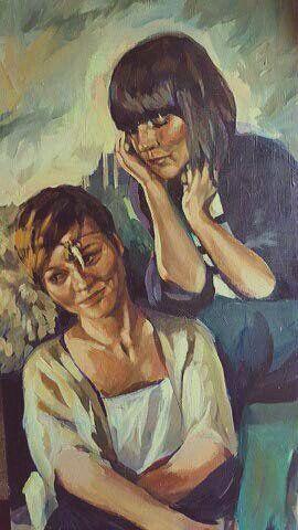 Lydia and Hannah