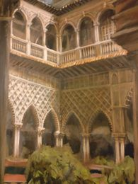 Detail The Real Alcazar