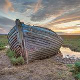 Abandoned on Blakeney Marsh