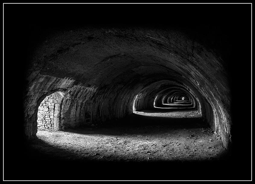 Hoffmann Lime Kiln Mine Langcliffe