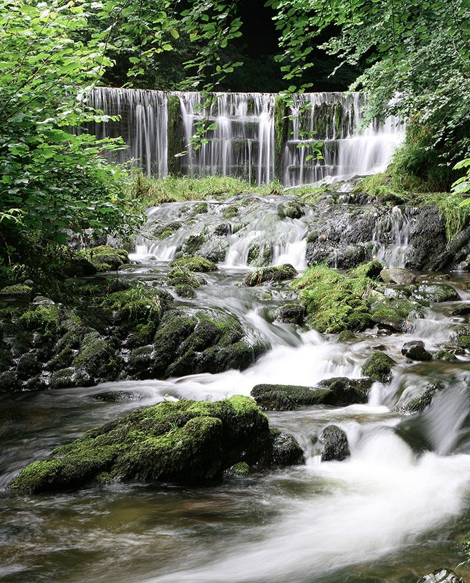 Lower Stock Ghyll Falls Ambleside
