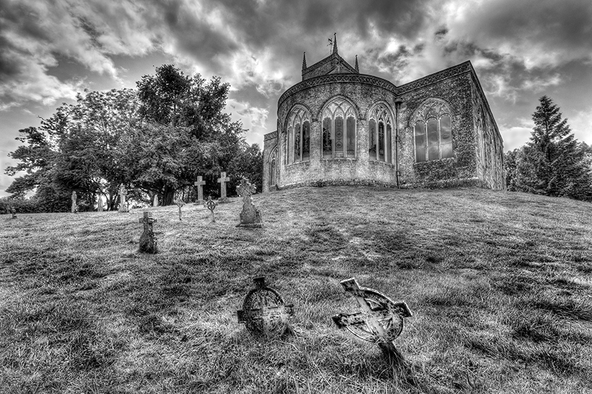 Moreton Church, Dorset