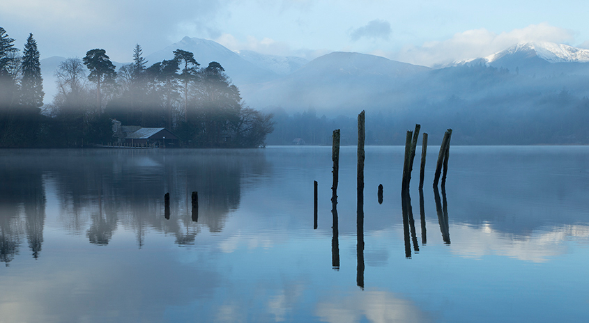 Old Jetty Derwentwater